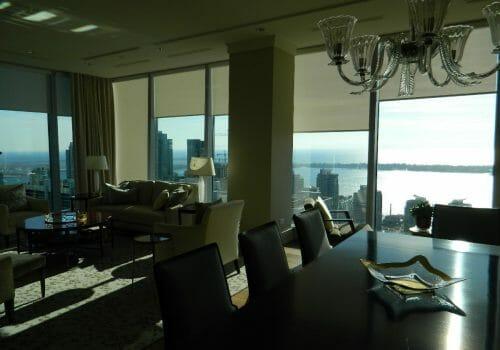 M. Residence – The Ritz Carlton, Toronto